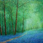 Bluebell_Path_Chris_Bourne_40x30