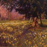 Beneath_the_old_tree_Hampton_Court_John_Hammond
