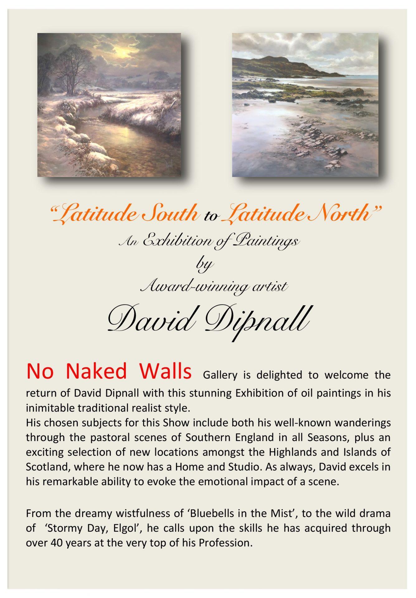 David dipnall exhibiton of paintings no naked walls brochurepdfp1 page 0 stopboris Choice Image