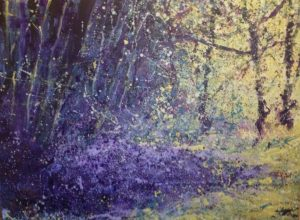 light_through_the_trees_sharon_withers_48x36