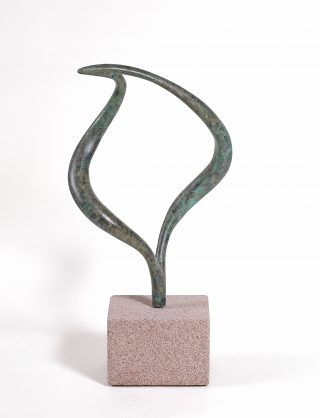 Philip Hearsey Hartland Tide V abstract sculpture for sale