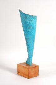 Philip Hearsey This Way modern sculpture for sale