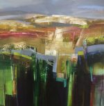 Celia Wilkinson Covering Ground buy large abstract art