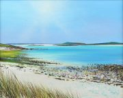 John Connolly Scilly Sparkles cornish seascape art for sale