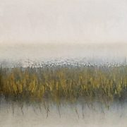 Carol Grant Study III unframed subtle abstract landscape art for sale