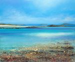 John Connolly Scilly Samson original cornwall painting for sale