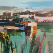Celia Wilkinson Subtle Turn buy contemporary painting