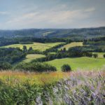 Grace Ellen Newlands Corner surrey hills painting for sale