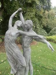 Malcolm West Romeo & Juliet, Pas De Deux sculpture for sale