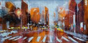 RK0387 that sixth avenue buzz 37x74cm 2