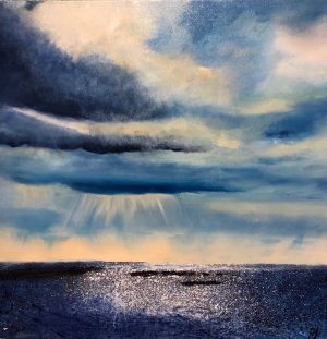 Sparkling light Frances Jordan