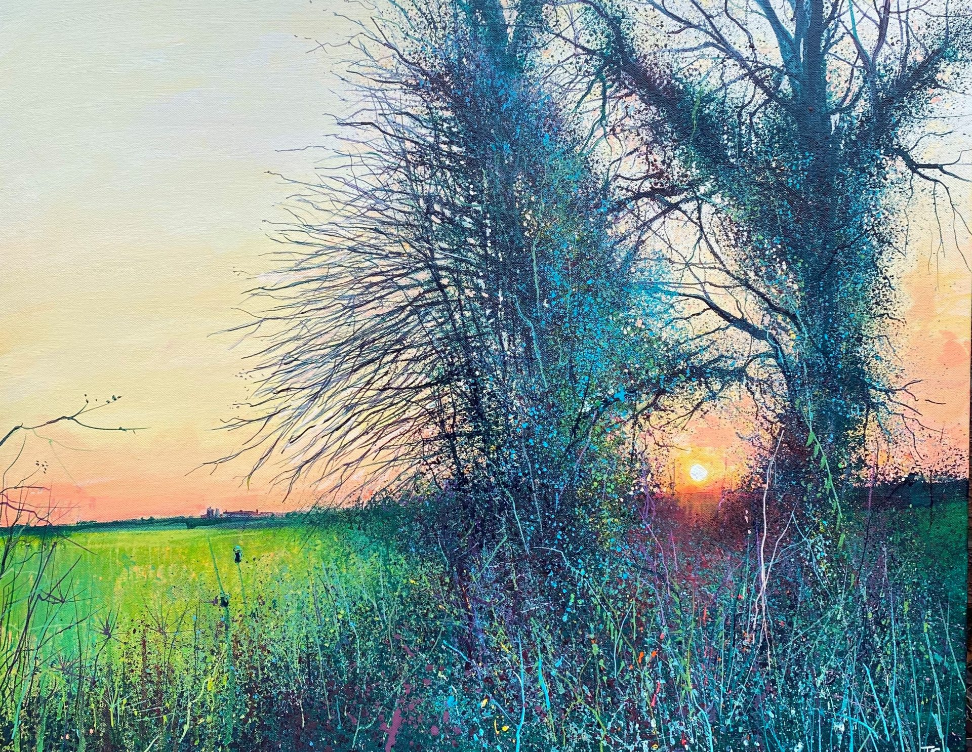 Stockly Sunset John Connolly
