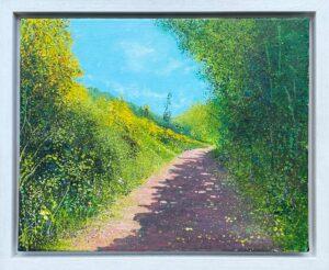 Transpennie Way Connolly framed 1