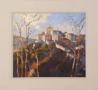 Tuscan Skies