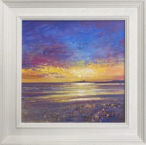 Dunstanborough framed John Connolly