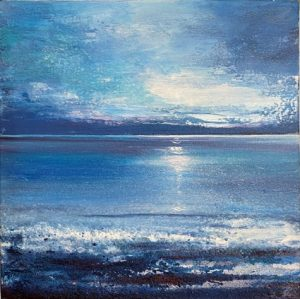 John Connolly Out To The Blue original seascape art for sale