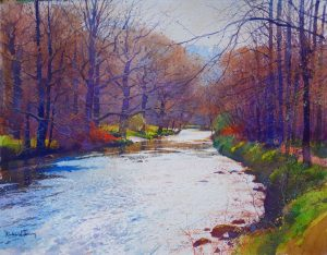 Peaceful afternoon Richard Thorn small 1