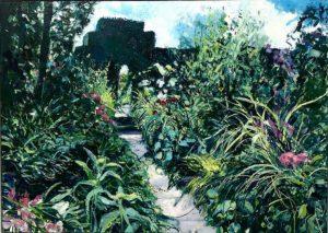 Ian Mowforth Dixter Dreaming modern landscape art for sale