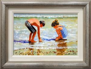 John Haskins The Pearl Fishers framed