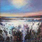 John Connolly On The Rocks II coastal seascape