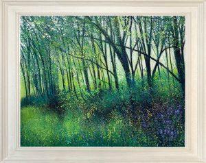 John Connolly Springtime Hedge