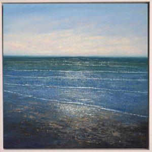 dusk tide floating frame Grace Ellen M
