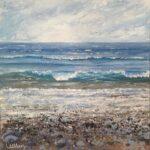 Corwall wave Grace Ellen unframed