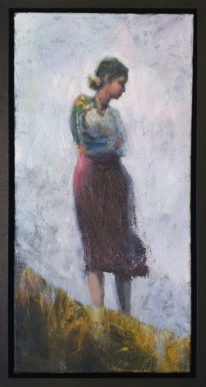 Julie Cross Air framed