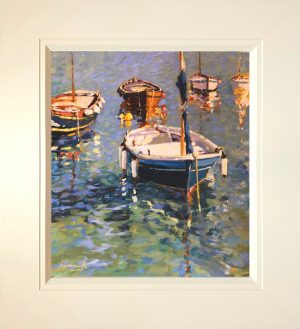 John Hammond Bathed in Sunshine framed