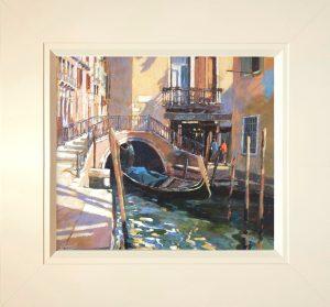John Hammond Dreaming of Venice framed