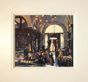 John Hammond Into the Light The Wolseley framed