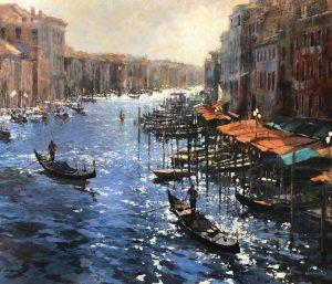 John Hammond The Glory of Venice painting
