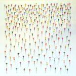Juan Aliaga Movements contemporary colour painting