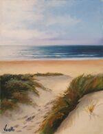 Vaello Summer's Day beach painting