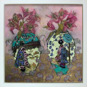Emma Forrester Ethereal Beauty framed