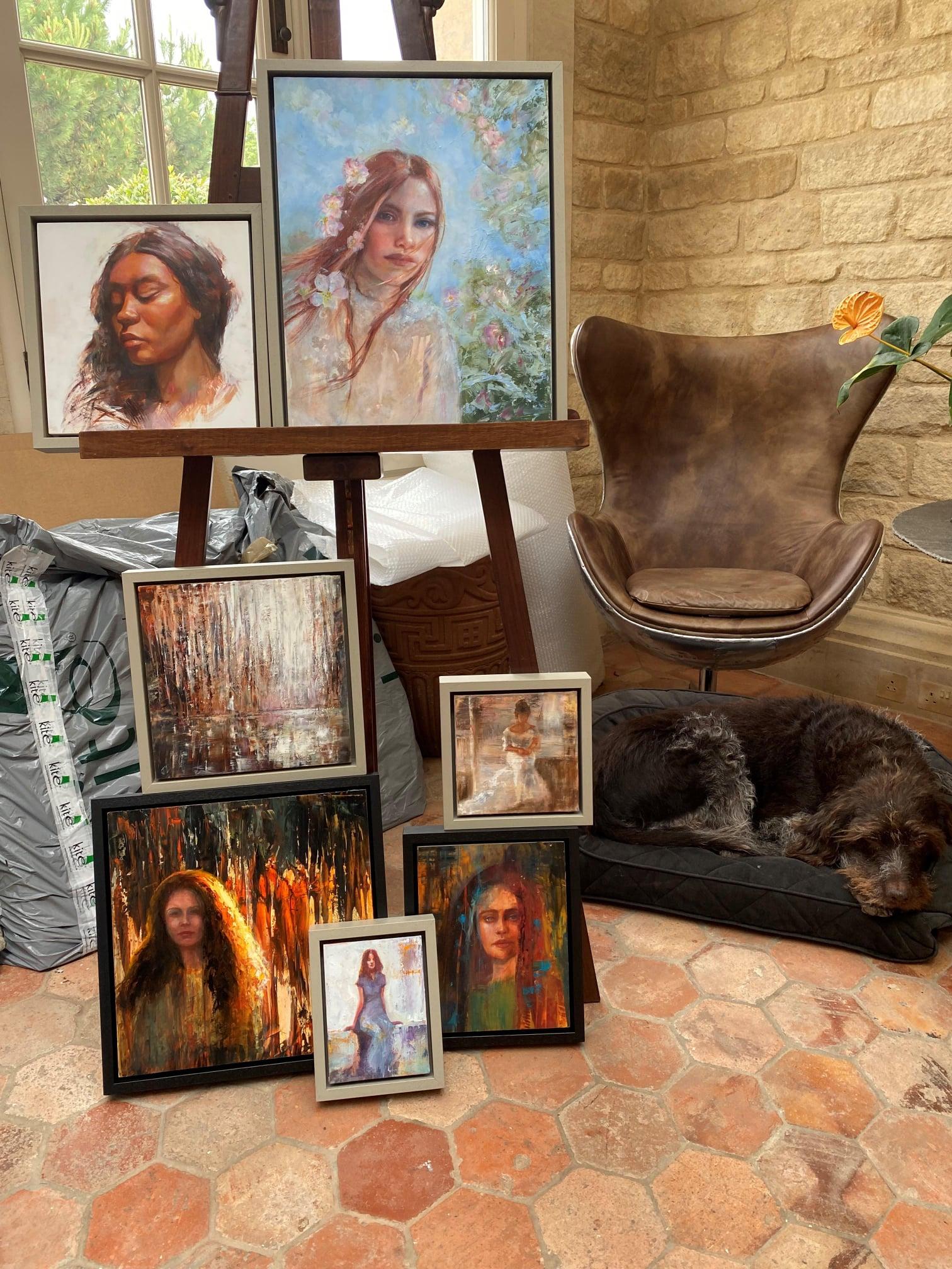 Julie Cross collection