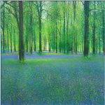 New Forest Blues John Connolly painting