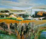 Celia Wilkinson Thankful 120x140cm paintings for living room