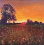 John Connolly I Can See The Sunset Dad meadow