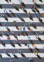 Ali Mourabet Zebras urban art for homes